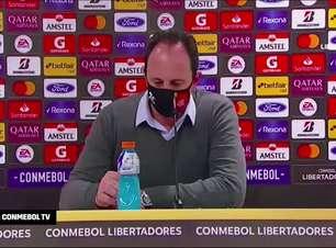 FLAMENGO: Ceni fala em erros evitáveis no empate contra o La Calera, mas pede destaque para reação da equipe na partida
