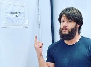"""Jensen Ackles revela sua nova aparência para a série """"The Boys"""""""