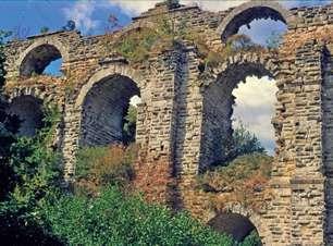 Revelados segredos sobre o aqueduto mais longo construído por Roma