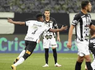 Contra a Inter de Limeira, zagueiro do Corinthians fez dois gols em um jogo pela terceira vez na carreira