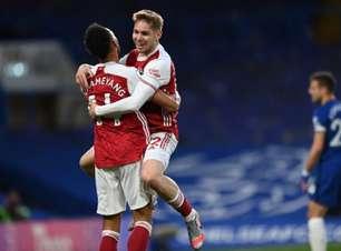 Arsenal vence o Chelsea no derby londrino