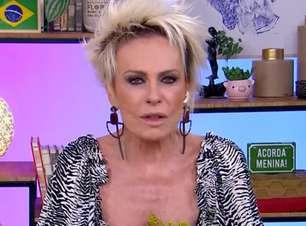 Ana Maria Braga se depara com ataques aos ex-BBBs e desabafa