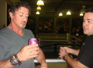 Bony Monteiro lembra empreitada para organizar evento de MMA em 24 horas a pedido de Sylvester Stallone