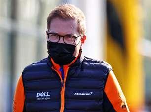 McLaren F1 diz que não está longe de se concentrar no carro 2022