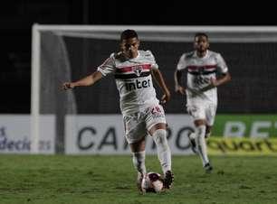 Primeiro reforço de 2021, Bruno Rodrigues é cortado do Paulistão; veja sua trajetória no Tricolor