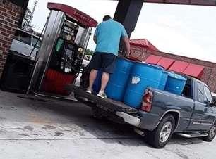 Entenda o pânico que levou motoristas a deixarem postos sem combustível nos EUA