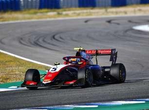 Novalak lidera quinta-feira de testes da Fórmula 3 em Jerez