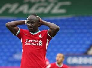 'Esta é a pior temporada da minha carreira', diz Mané sobre desempenho no Liverpool
