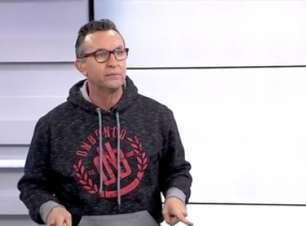 Neto chama de 'ridícula' fala de Diniz em jogo do Santos: 'Se funcionasse, todo jogo terminava empatado'