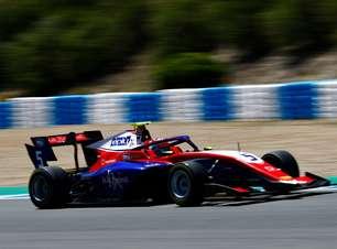 Novalak lidera último dia de testes da Fórmula 3 em Jerez. Fittipaldi é terceiro