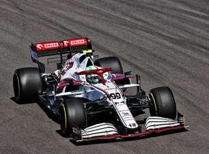 Alfa Romeo acredita que pode disputar com a Aston Martin na F1