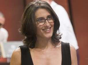 'Quero votar', diz Paola Carosella sobre desejo de se naturalizar brasileira