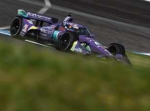 Grosjean derrota Newgarden e fatura pole do GP de Indianápolis da Indy