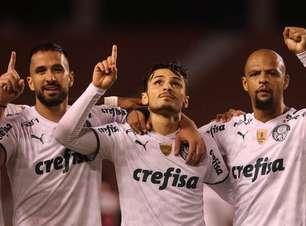 RB Bragantino x Palmeiras, São Paulo x Ferroviária... saiba onde assistir aos jogos de sexta-feira