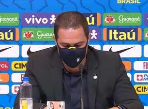 """SELEÇÃO OLÍMPICA: Jardine deseja presença de Neymar nas Olimpíadas: """"poder contar com o Neymar é um sonho pra qualquer treinador"""""""