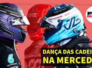 Em Dia: Dança das Cadeiras na Mercedes F1