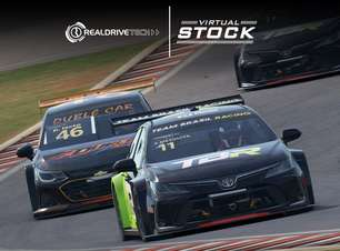 Realdrive Virtual Stock: Edgard Mesquita (TBR) vence na abertura em Mogi Guaçu