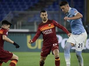 Roma x Lazio: saiba onde assistir e prováveis escalações da partida