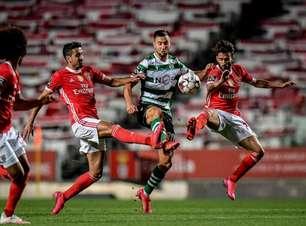 Benfica x Sporting: prováveis escalações e onde assistir