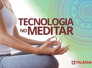 Apps de meditação guiada