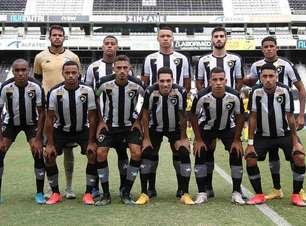 Kauê e mais: saiba os destaques do time sub-20 do Botafogo, que estreia no Carioca contra o Flamengo
