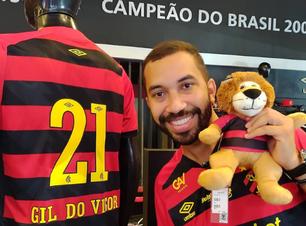 Gilberto rebate ataque homofóbico de conselheiro do Sport