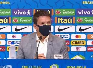 """SELEÇÃO: Juninho fala sobre situação caótica na Colômbia: """"nós não queremos que aconteça na Copa América o que aconteceu no jogo do Atlético"""""""