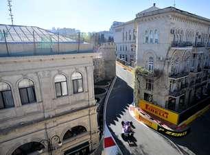 GP do Azerbaijão de F1 também gostaria de realizar uma corrida de qualificação