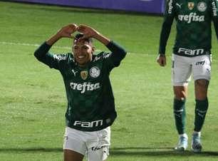 Palmeiras atinge marca histórica na Libertadores