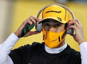 Ricciardo diz que ainda não está pilotando no seu nível na McLaren F1