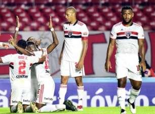São Paulo e Palmeiras jogam em situação inversa à de 1992