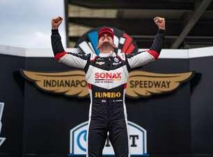 Fórmula Indy: A primeira vitória de Rinus VeeKay