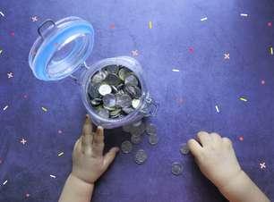 Como conversar sobre problemas financeiros com crianças pequenas