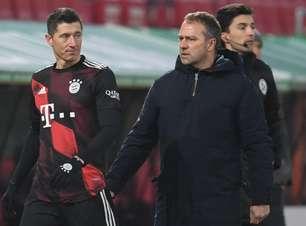 Chelsea sonda Lewandowski para próxima temporada