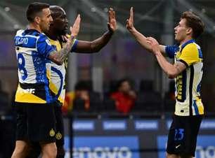 Inter de Milão encerra Italiano com presença de público no estádio