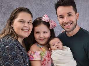 Mãe vacinada dá à luz bebê com anticorpos contra covid-19