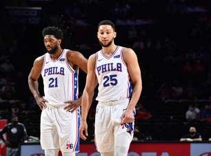 Playoffs 2021 - Washington Wizards x Philadelphia 76ers