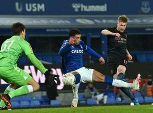 Manchester City x Everton: onde assistir e prováveis escalações