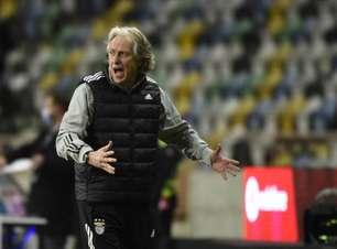 Em busca de um treinador, Lyon pensa na contratação de Jorge Jesus; ex-técnico do Lille também interessa