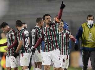 """Fred comemora classificação do Fluminense: """"Na história"""""""