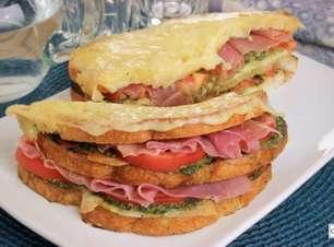 Receita de croque monsieur: clássico e delicioso sanduíche francês