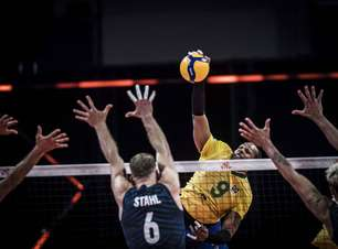 Brasil derrota Estados Unidos e conquista segunda vitória na Liga das Nações
