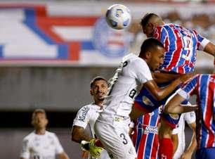 Thaciano elogia atuação do Bahia contra o Santos