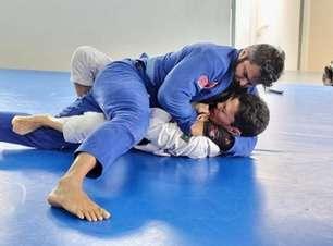 Influenciador e praticante de Jiu-Jitsu, Marcelo Bianchini lista os benefícios da arte marcial