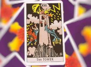 A Torre é a carta do Tarot para junho de 2021
