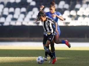 Botafogo leva gol no fim, empata com o São José e perde chance de disparar contra o Z4 do BR Feminino