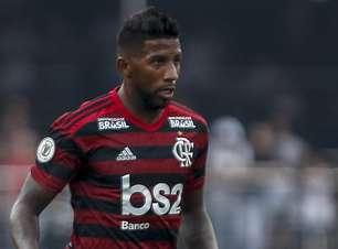 """Com status de reforço, Rodinei volta ao Flamengo como um dos principais """"garçons"""" do Brasil"""