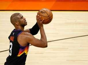 Chris Paul pretende assinar novo contrato com o Suns