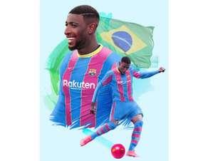 Barcelona tem interesse em ampliar contrato de Emerson até 2026