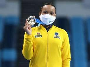 Ginasta Rebeca Andrade brilha no Pan e garante vaga para os Jogos de Tóquio